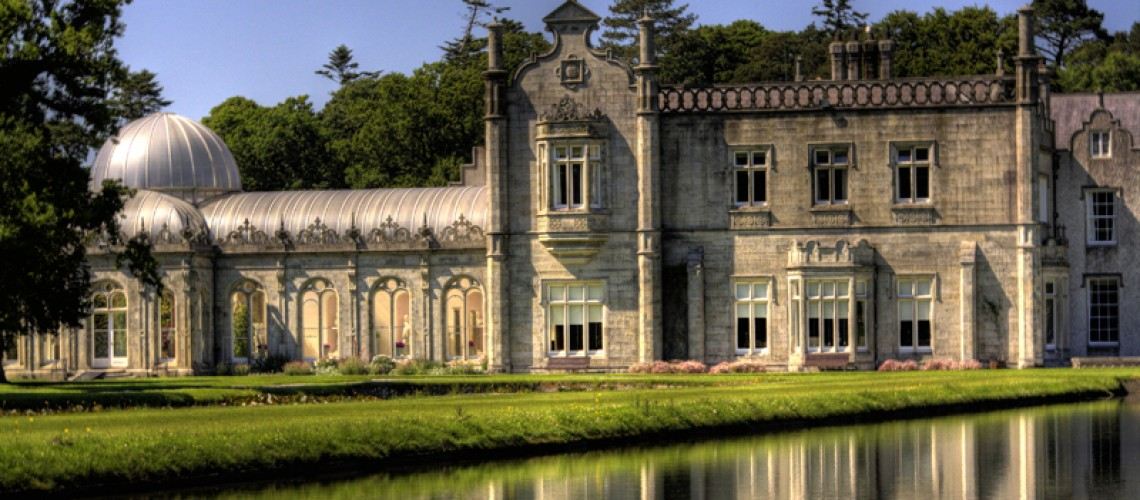 Join us for a retreat at Killruddery House and Gardens.